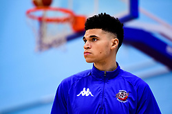 Tevin Falzon of Bristol Flyers - Photo mandatory by-line: Ryan Hiscott/JMP - 26/04/2019 - BASKETBALL - SGS Wise Arena - Bristol, England - Bristol Flyers v London City Royals - British Basketball League Championship