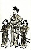 Japan, 6-9th Century AD