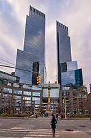 Time Warner Center, Columbus Circle