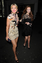 Hofit Golan and Olivia Grant attend the launch of the Salvatore Ferragamo London Flagship Store on Old Bond Street in London, UK. 05/12/2012<br />BYLINE MUST READ : GOTCHAIMAGES.COM<br /><br />Copyright by © Gotcha Images Ltd. All rights reserved.<br />Usage of this image is conditional upon the acceptance <br />of Gotcha Images Ltd, terms and conditions available at<br />www.gotchaimages.com
