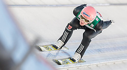 29.12.2015, Schattenbergschanze, Oberstdorf, GER, FIS Weltcup Ski Sprung, Vierschanzentournee, Probedurchgang, im Bild Severin Freund (GER) // Severin Freund of Germany during his Trial Jump for the Four Hills Tournament of FIS Ski Jumping World Cup at the Schattenbergschanze, Oberstdorf, Germany on 2015/12/29. EXPA Pictures © 2015, PhotoCredit: EXPA/ JFK