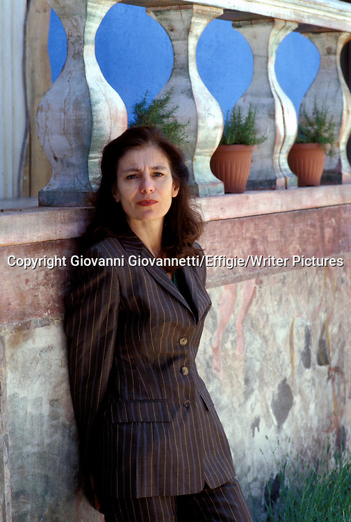 Ursula Krechel (b.1947), German writer. <br />