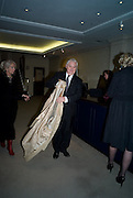 LORD LAMONT, Master and Commanders by Andrew Roberts book launch. Sotheby's Bond Street . London. 13 October 2008 *** Local Caption *** -DO NOT ARCHIVE -Copyright Photograph by Dafydd Jones. 248 Clapham Rd. London SW9 0PZ. Tel 0207 820 0771. www.dafjones.com