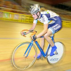 NK Baanwielrennen 2004 Alkmaar<br />Vera Koedooder