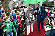 Het Nationale Voorleesontbijt Prinses Laurentien op de Oecumenische Basisschool De Ladder<br /> <br /> The National Reading breakfast Princess Laurentien on the Ecumenical Elementary Ladder