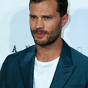 LONDON, ENGLAND - AUGUST 30: Jamie Dornan attend the UK premiere of 'Anthropoid' at BFI Southbank on August 30, 2016 in London, England. (Photo by See Li/Picture Capital)