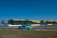 #017 Team Falken Tire Porsche 911 GT3 RSR: Wolf Henzler, Bryan Sellers, Martin Ragginger