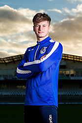 Second Year Bristol Rovers Academy Scholar Portraits - Rogan Thomson/JMP - 10/11/2016 - FOOTBALL - Memorial Stadium - Bristol, England .