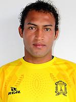 Football - Peruvian League Descentralizado - <br /> Movistar Trophy 2016 - Abertura Tournament / <br /> Club Ayacucho F.C. - Ayacucho - <br /> Giorman Goyzueta Fajardo