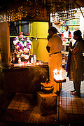 Shrine opposite the Sri Maha Mariamman Temple.