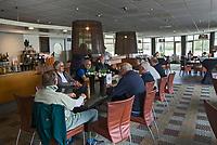 ZWOLLE - Interieur clubhuis. Golf Club Zwolle . COPYRIGHT KOEN SUYK