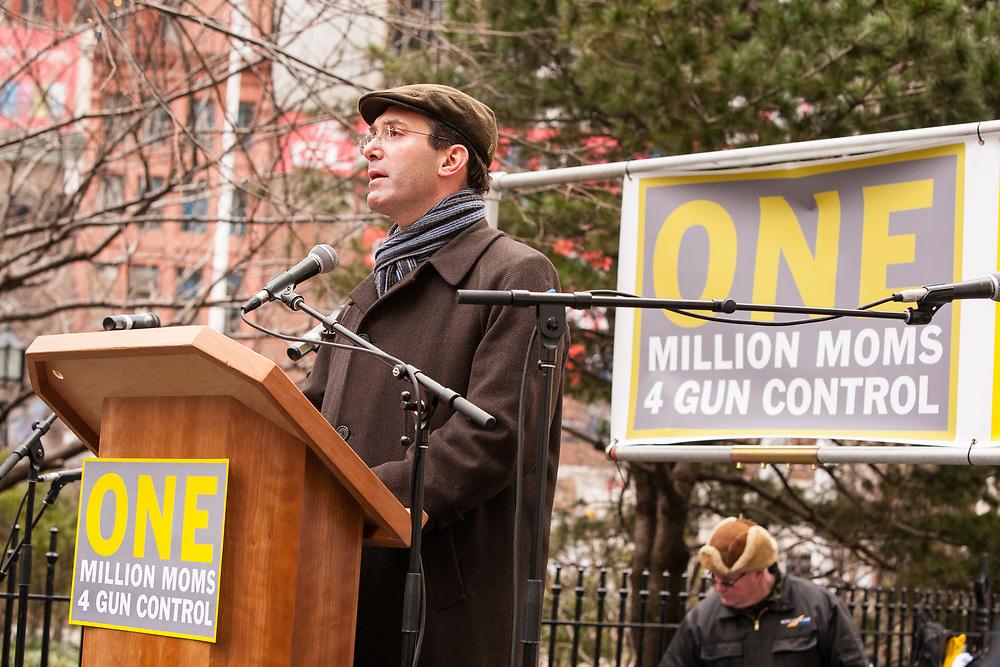 Rabbi Joshua Davidson, of Westchester's Temple Beth El, speaks of collective responsibility.