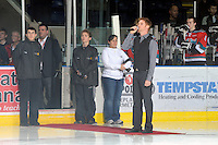 KELOWNA, CANADA, OCTOBER 26:    on October 26, 2011 at Prospera Place in Kelowna, British Columbia, Canada (Photo by Marissa Baecker/Shoot the Breeze) *** Local Caption ***
