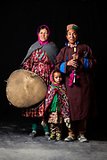 Family of Musicians of Spiti