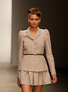 London Fashion Week opens with Paul Castello Catwalk at London Fashion Week on September 16th 2011..