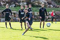 ESTEPONA - 05-01-2016, AZ in Spanje 5 januari, AZ speler Ben Rienstra