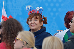 Centre Stage, Rosa Khutor at the 2014 Sochi Winter Paralympic Games, Russia
