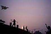 Along the Yangtze riverfront. Chongqing, China 2007