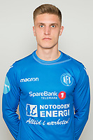 Fotball , Obos ligaen 2018 , portrett , portretter , Notodden , Michael Ledger<br /> Foto: Astrid M. Nordhaug