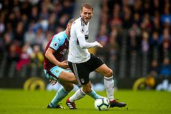Andre Schurrle of Fulham - Mandatory by-line: Robbie Stephenson/JMP - 26/08/2018 - FOOTBALL - Craven Cottage - Fulham, England - Fulham v Burnley - Premier League
