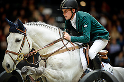Breen Shane (IRL) - Confident of Victory<br /> CSI-W Zurich 2014<br /> © Hippo Foto - Katja Stuppia