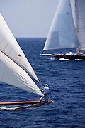 Mariette, Skylge at the Antigua Classic Yacht Regatta