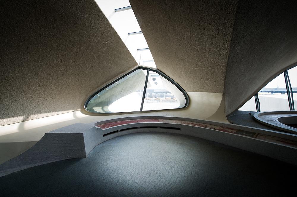 Eero Saarinen TWA Terminal at JFK