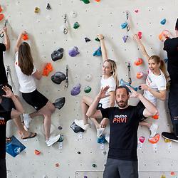 20180620: SLO, Climbing - Team Slovenia
