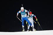 PYEONGCHANG-GUN, SOUTH KOREA - FEBRUARY 12: Kaisa Makarainen of Finland during the Womens Biathlon 10km Pursuit at Alpensia Biathlon Centre on February 12, 2018 in Pyeongchang-gun, South Korea. Photo by Nils Petter Nilsson/Ombrello               ***BETALBILD***