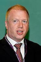 Matt Wrack, FBU General Secretary, speaking at the TUC, Brighton 2007.