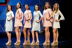 Miss sports event, on April 22, 2017 in Cankarjev dom, Ljubljana, Slovenia. Photo by Vid Ponikvar / Sportida