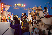 Essakane, Mali, West Africa, 2009 -  At the Festival au Desert music festival