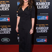 NLD/Amsterdam/20140210 - Filmpremiere Kankerlijers, Saar Koningsberger