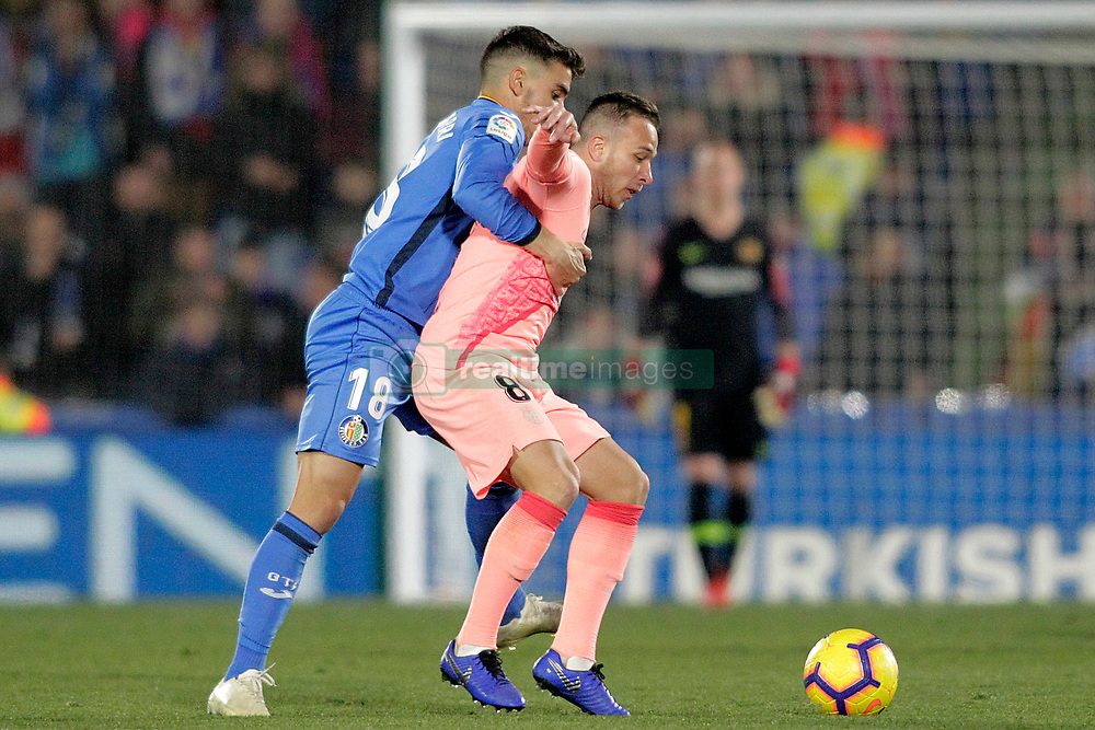 صور مباراة : خيتافي - برشلونة 1-2 ( 06-01-2019 ) 664964-015