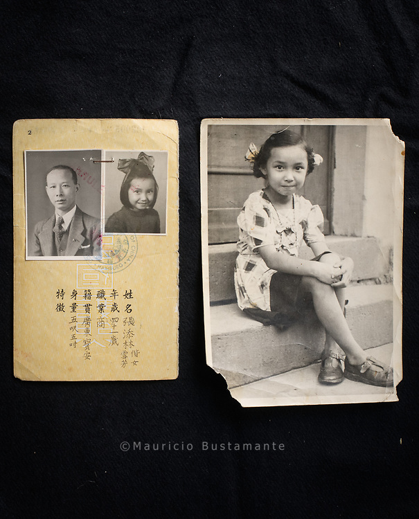 Marietta Solty  wurde 1942 in Hamburg geboren, absolviert Schule und Ausbildung in Hamburg und Heidelberg. Sie heiratet 1962 und ist seit 1983 Inhaberin des Hongkong-Hotels auf St. Pauli. Hamburg. 16.02.2018. Foto: Mauricio Bustamante