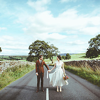 The Audience Is Listening ~ Charlotte & George's Burnsall Village Hall Wedding