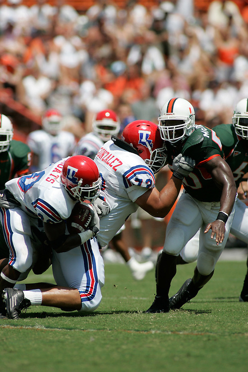 2004 LOUISIANA TECH Football