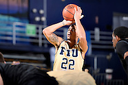 FIU Men's Basketball vs East Carolina (Jan 18 2014)