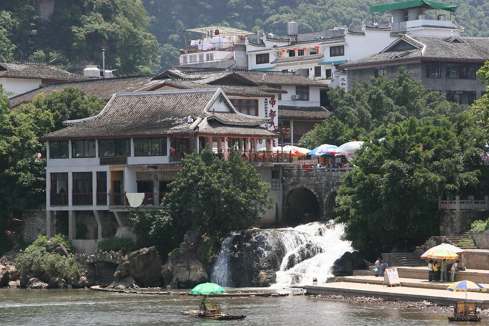 YANG SHAO---END OF TRIP ON RIVER LI
