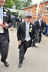 BARRY MCGUIGAN at day 2 of the 2011 Royal Ascot Racing festival at Ascot Racecourse, Ascot, Berkshire on 15th June 2011.