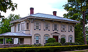 Northcentral Pennsylvania, Bryon Delano Hamlin Mansion, 1856, Smethport, McKean County