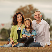 Raus family portrait session at Smythe Park on Daniel Island near Charleston, SC