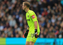 Joe Hart of West Ham United - Mandatory by-line: Paul Roberts/JMP - 16/09/2017 - FOOTBALL - The Hawthorns - West Bromwich, England - West Bromwich Albion v West Ham United - Premier League