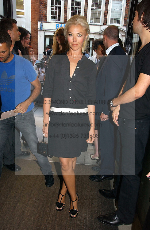 TAMARA BECKWITH at the Peta (People for the Ethical Treatment of Animals) Humanitarian Awards held at Stella McCartney, 30 Bruton Street, London W1 on 28th June 2006.<br /><br />NON EXCLUSIVE - WORLD RIGHTS