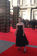 RUTH WILSON, Olivier Awards 2012, Royal Opera House, Covent Garde. London.  15 April 2012.