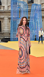 Lauren Cuthbertson at the Royal Academy of Arts Summer Exhibition Preview Party 2017, Burlington House, London England. 7 June 2017.