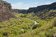 Box Canyon State Park in Wendell, Idaho.