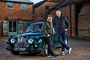 Salvage Hunters - Vintage Cars - Shot at Fanham Pottery.