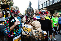 FUN run at Volkswagen 24th Ljubljana Marathon 2019, on October 26, 2019, in Ljubljana, Slovenia. Photo Grega Valancic / Sportida
