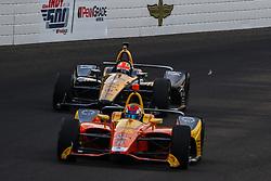 May 16, 2018 - Indianapolis, USA - 26 ZACH VEACH (USA) ANDRETTI AUTOSPORT (USA) HONDA (Credit Image: © Panoramic via ZUMA Press)